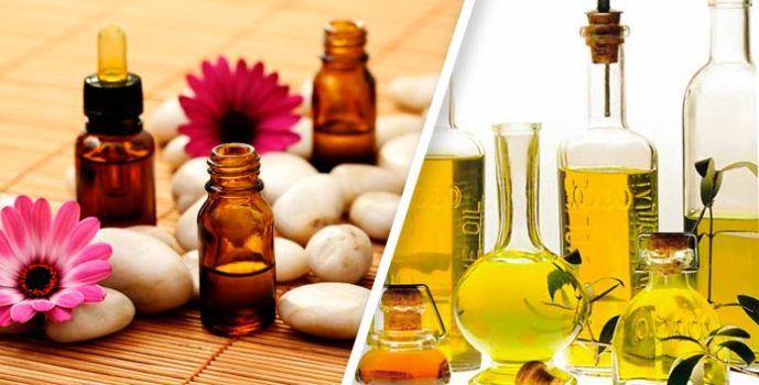 Resultado de imagem para óleo corporal vegetal e o óleo essencial