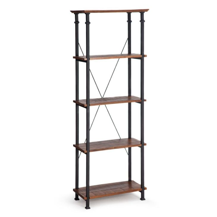 Homelegance Factory Bookcase Used on its own as a bookcase or in