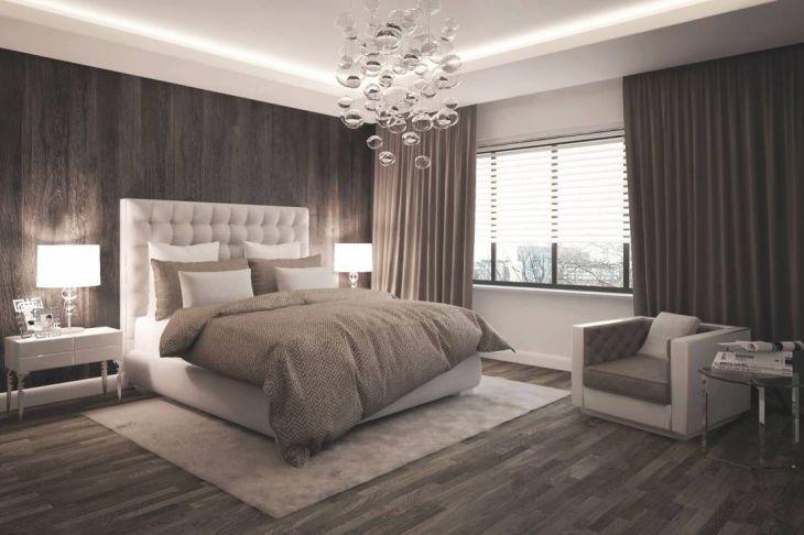 Cremefarbene Schlafzimmerideen  Moderne schlafzimmer Schlafzimmer