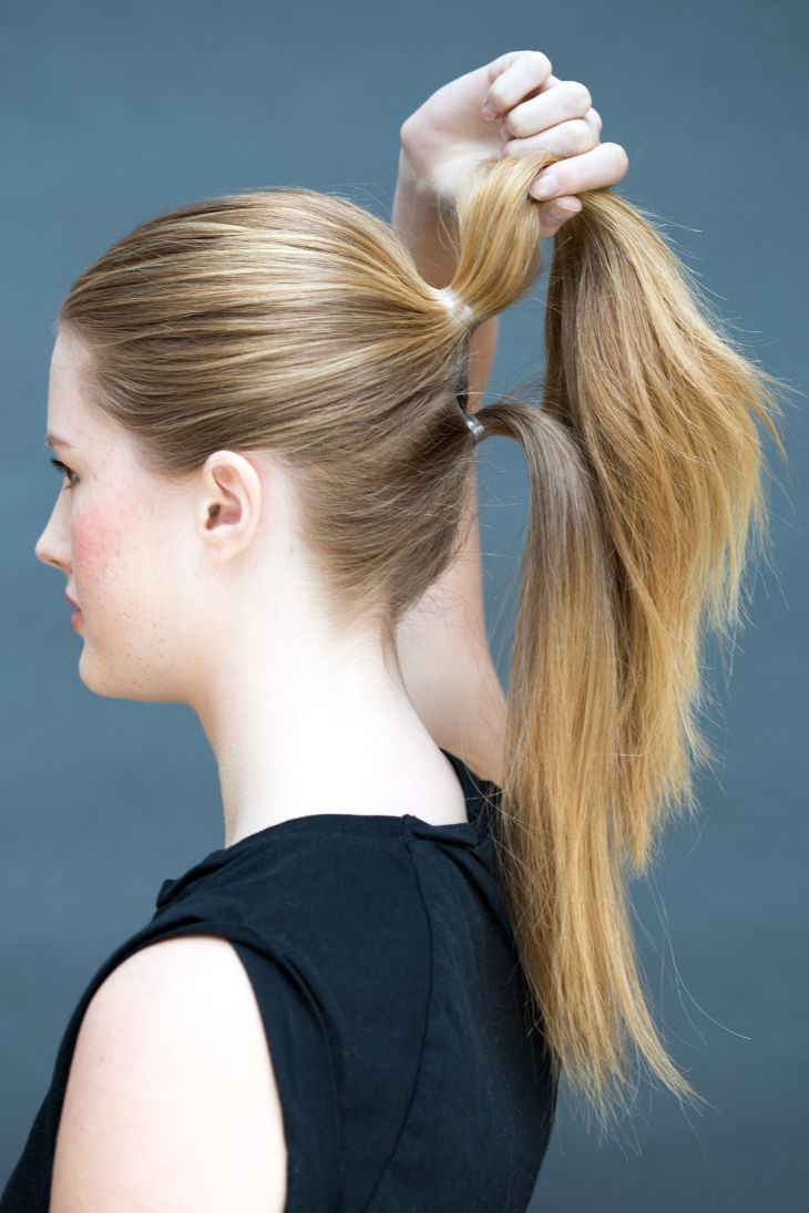 Hair Styles You Can Do in Literally Seconds Hair style