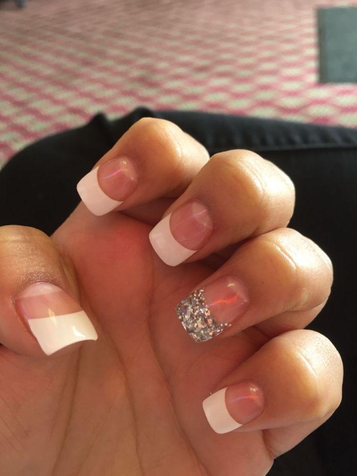 Acrylic nail designs Nails Pinterest Acrylic nail designs