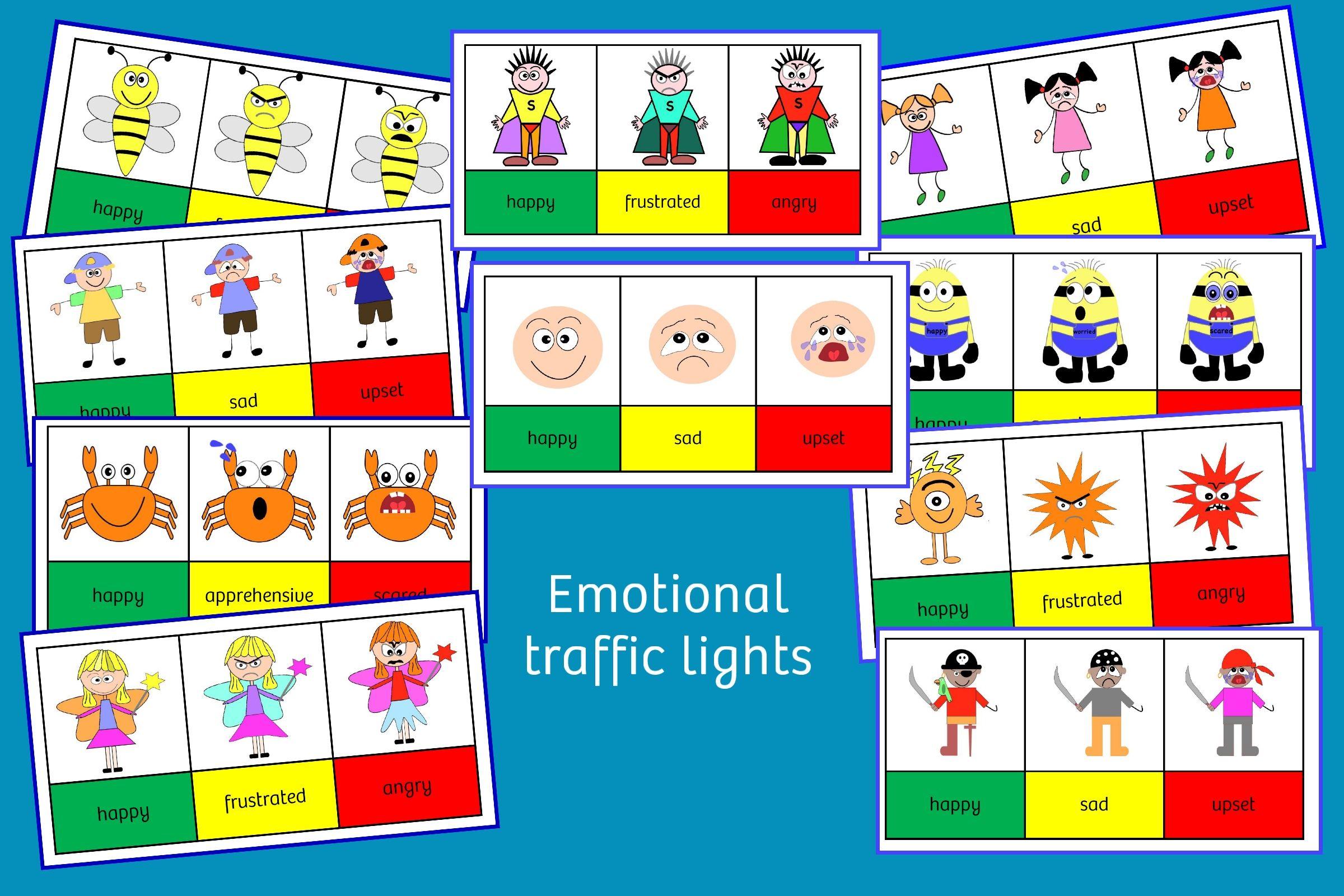 Emotional Traffic Lights