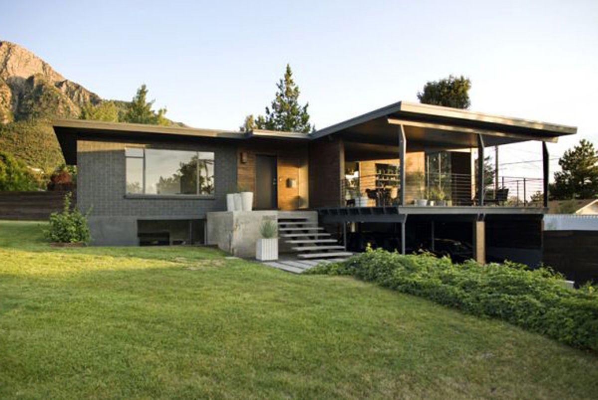 Best Kitchen Gallery: Modern Home Plans Utah Home Design And Style of Utah Home Design  on rachelxblog.com