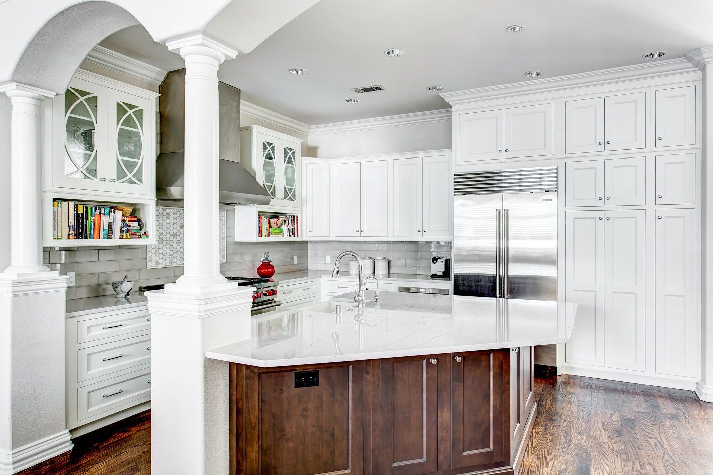 kitchen design and redesign archives | kitchen remodeling by kitchen