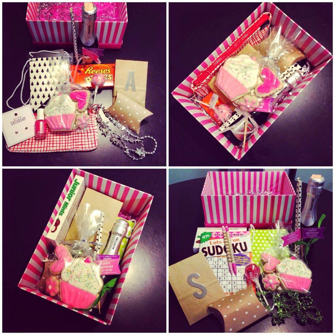 Birthday in a box curly sue pinterest box