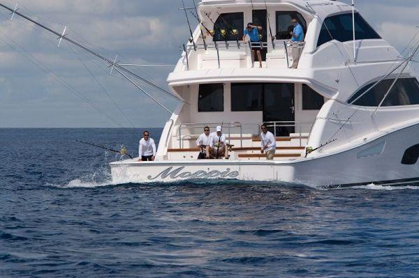 Bertram 80 #sportfishing #yacht #outperform #luxury ...