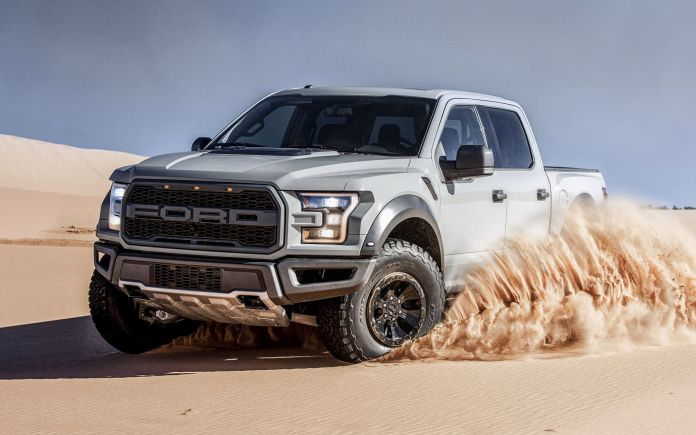 ford f-150 raptor supercrew (2017) wallpapers and hd images | ford