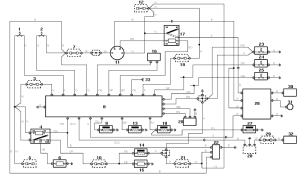 2002 Land Rover Defender #Electrical Circuit Diagram #EEE | Electrical Projects | Pinterest