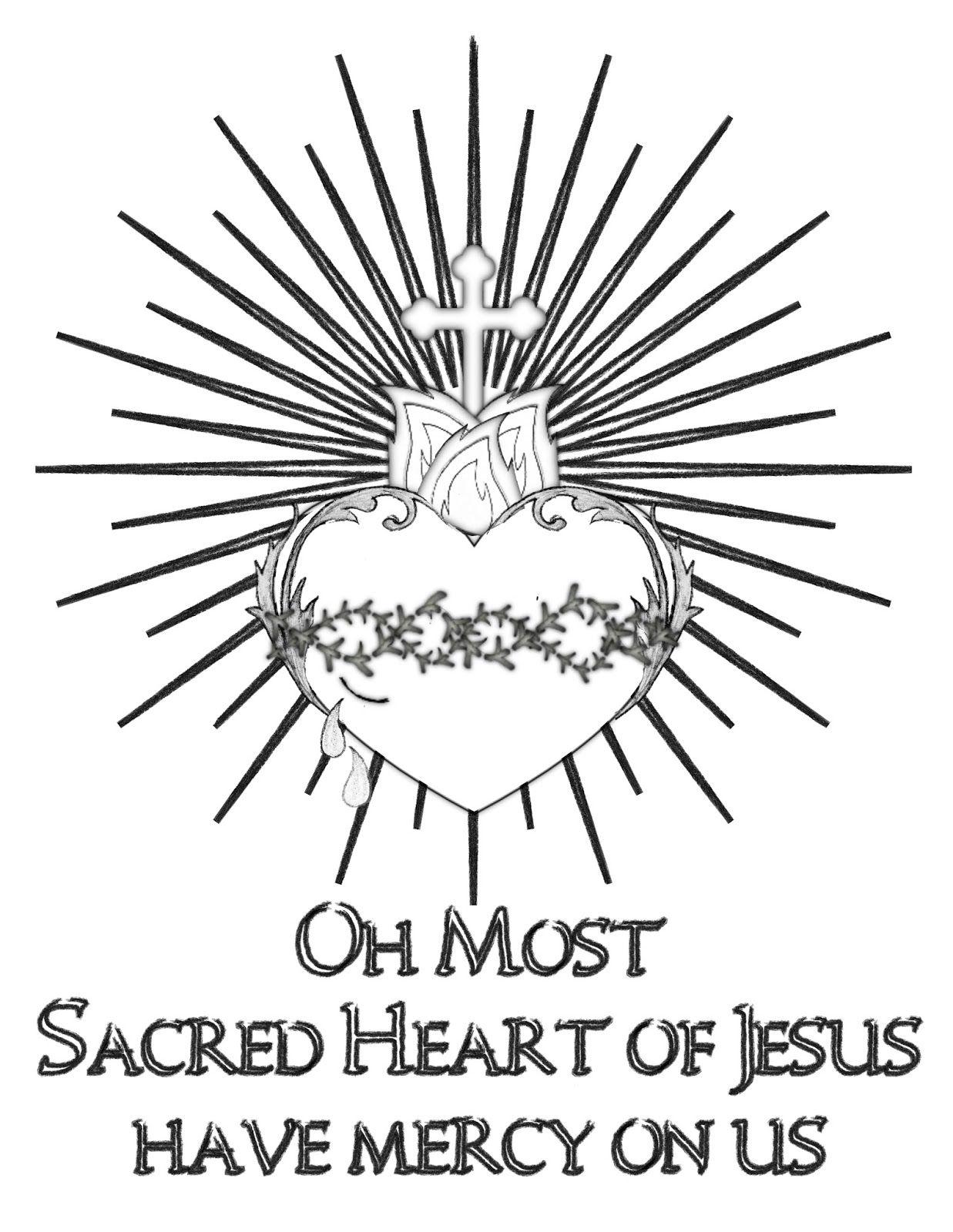 Life Love Amp Sacred Art Free Sacred Heart Of Jesus