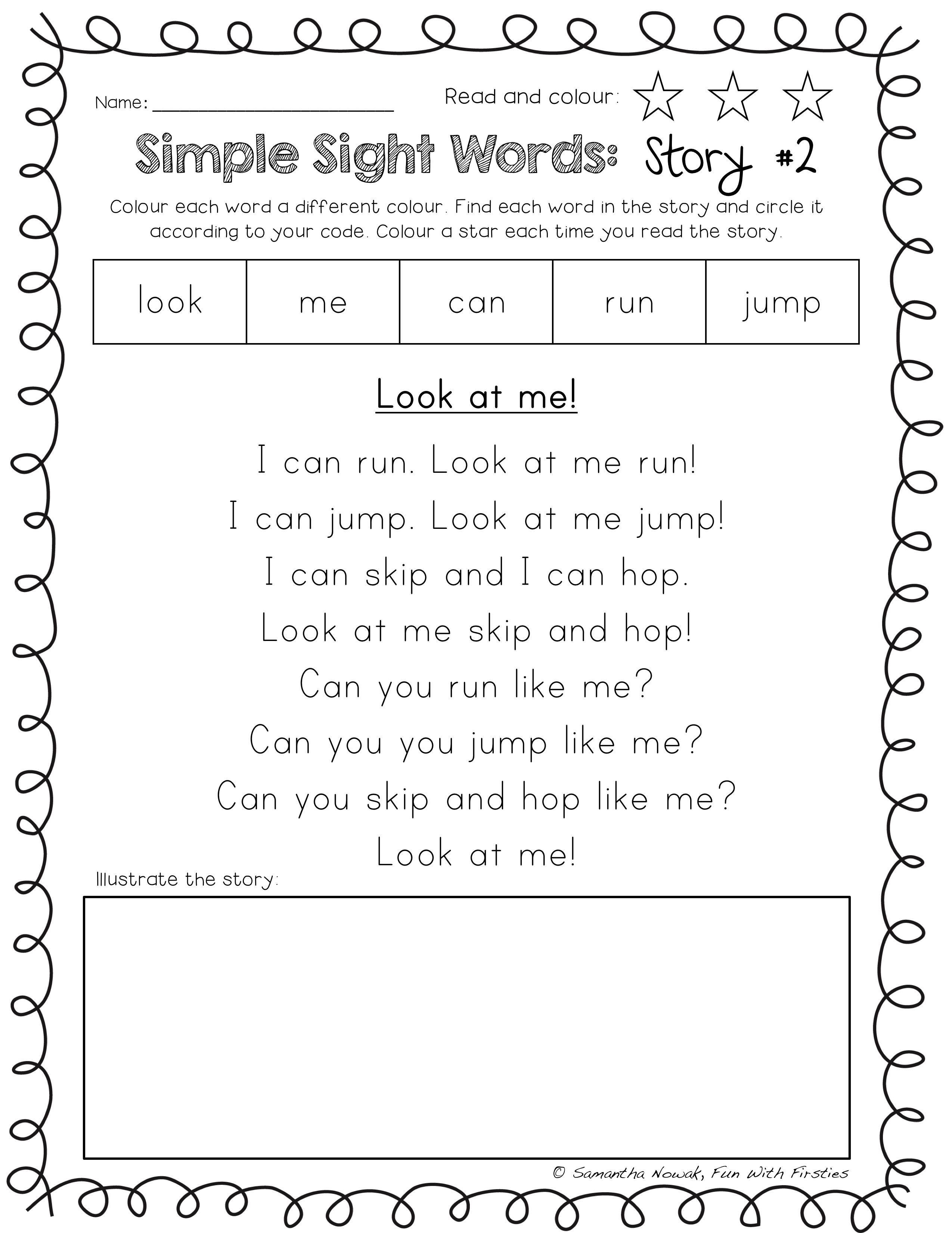 Mastering Sight Word Fluency Amp Reading Comprehension