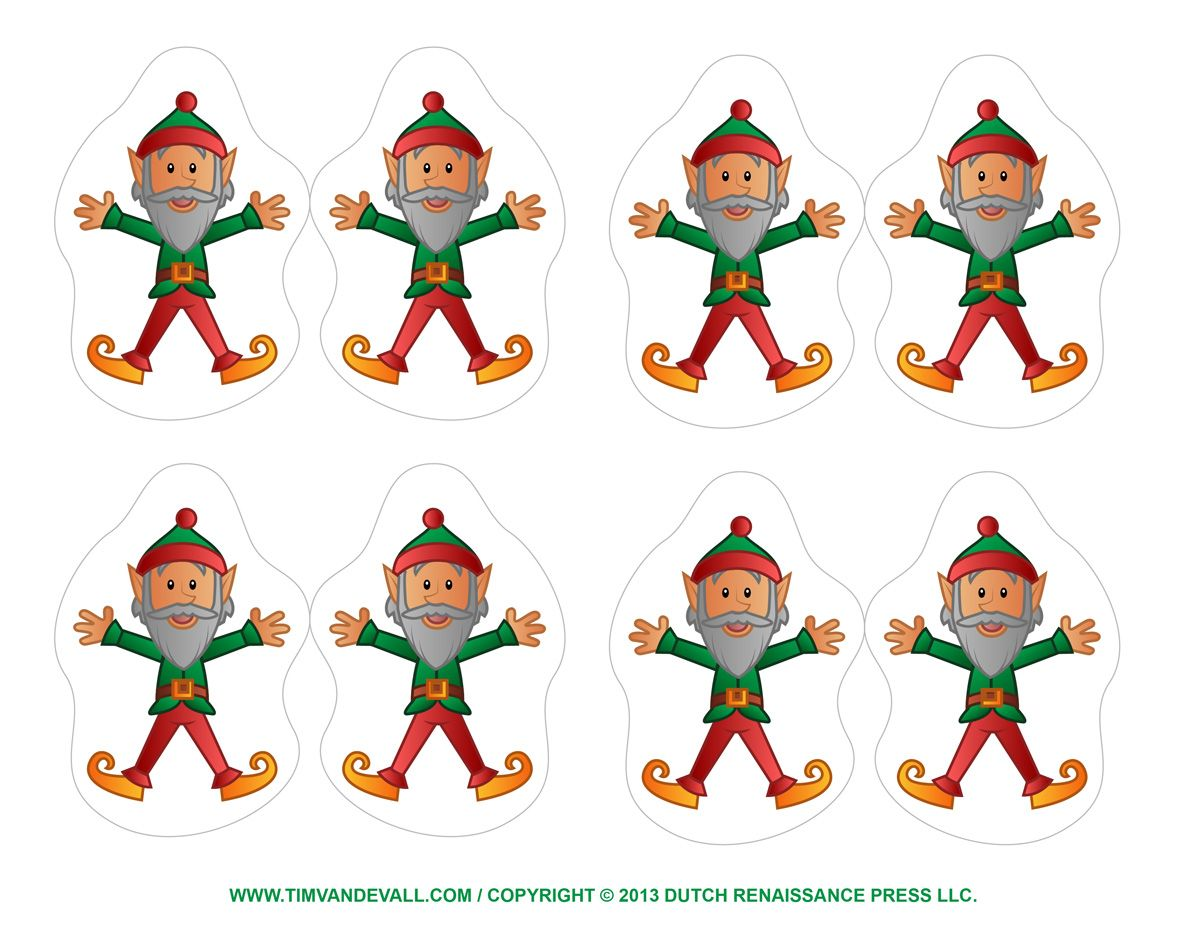 Printable Christmas Ornaments For The Tree
