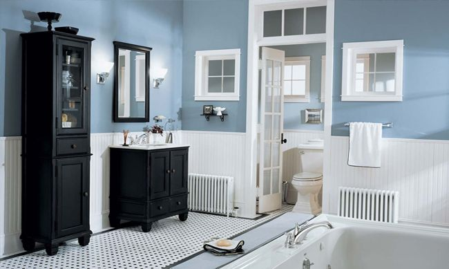 Home Depot Inspirational Bathroom Design With Vanity And
