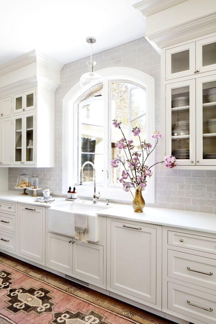 Best Decorative Kitchen Tile Ideas Gray subway tiles Custom