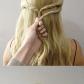 Twist ponytail hair styles pinterest twist ponytail ponytail