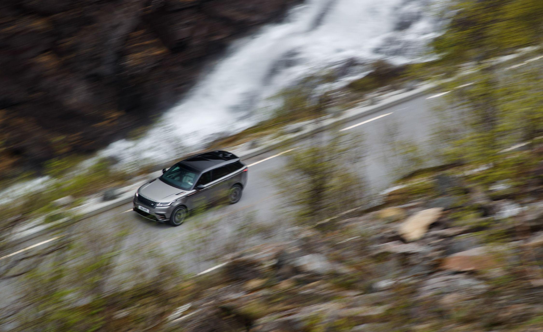 2018 Range Rover Velar Diesel Euro spec – First Drive Review