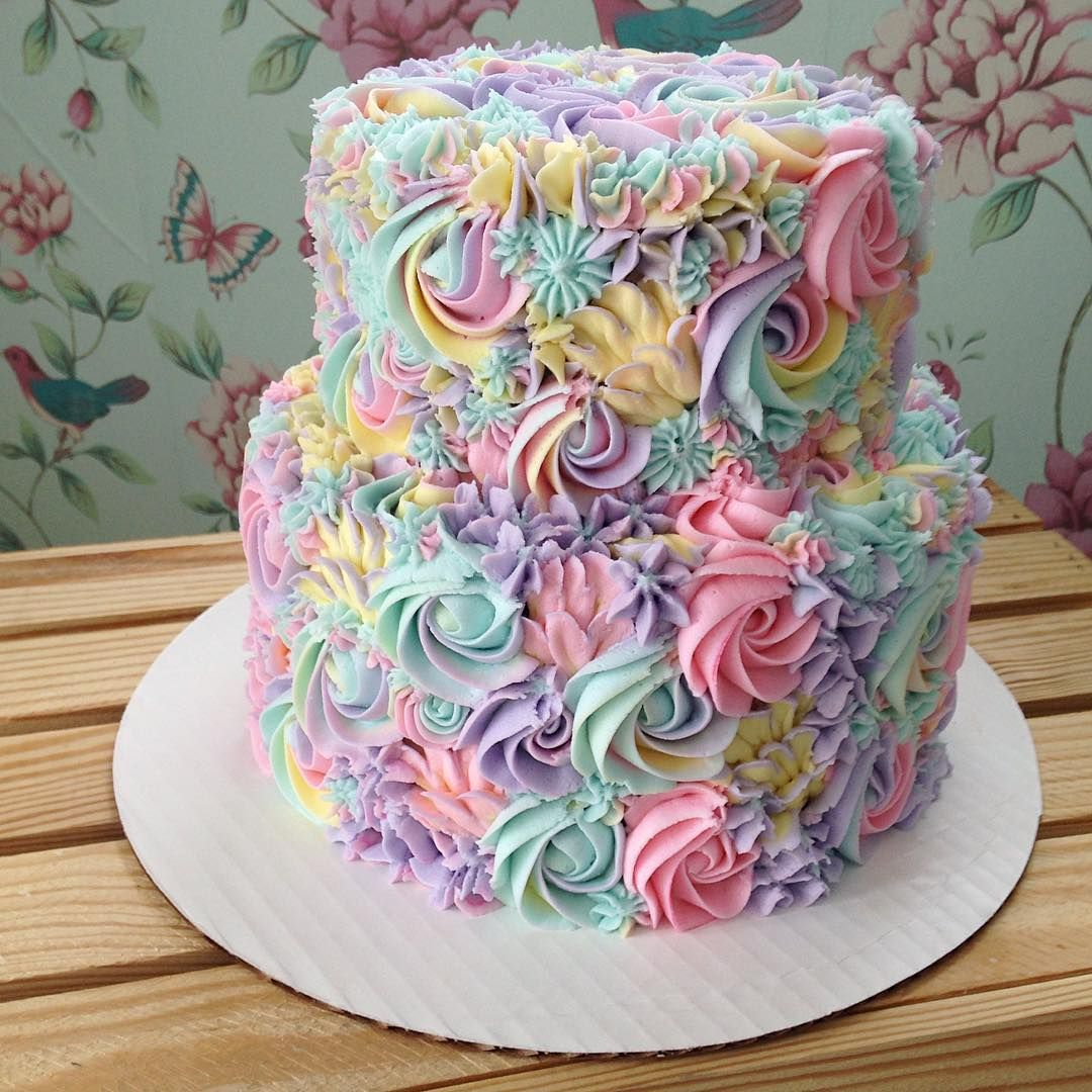This Baker S Pastel Cake Creations Will Give You Magical