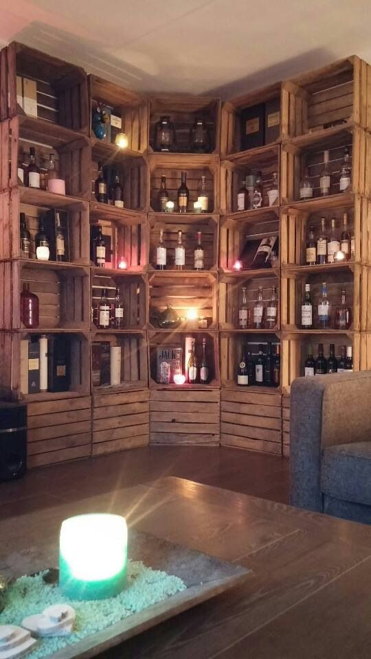 Tagre Rangement Whisky Amp Spiritueux Meuble TV Dco