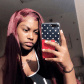 Lenaambroise hairstyles pinterest hair goals hair coloring