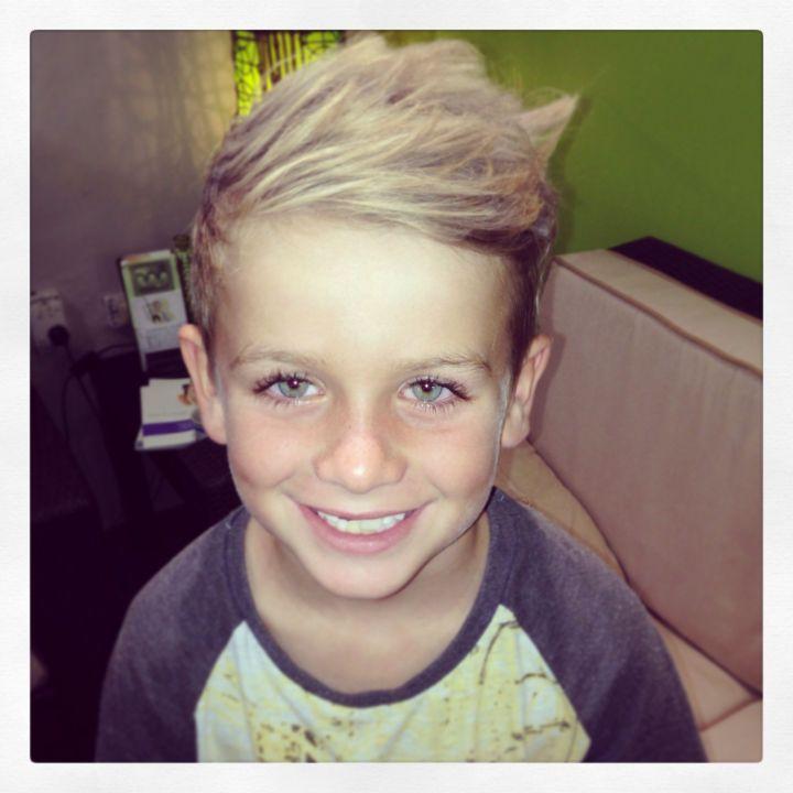 Kids haircuts Hair and Nails Pinterest