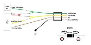 2010 toyota sienna trailer flat 4 wiring harness diagram