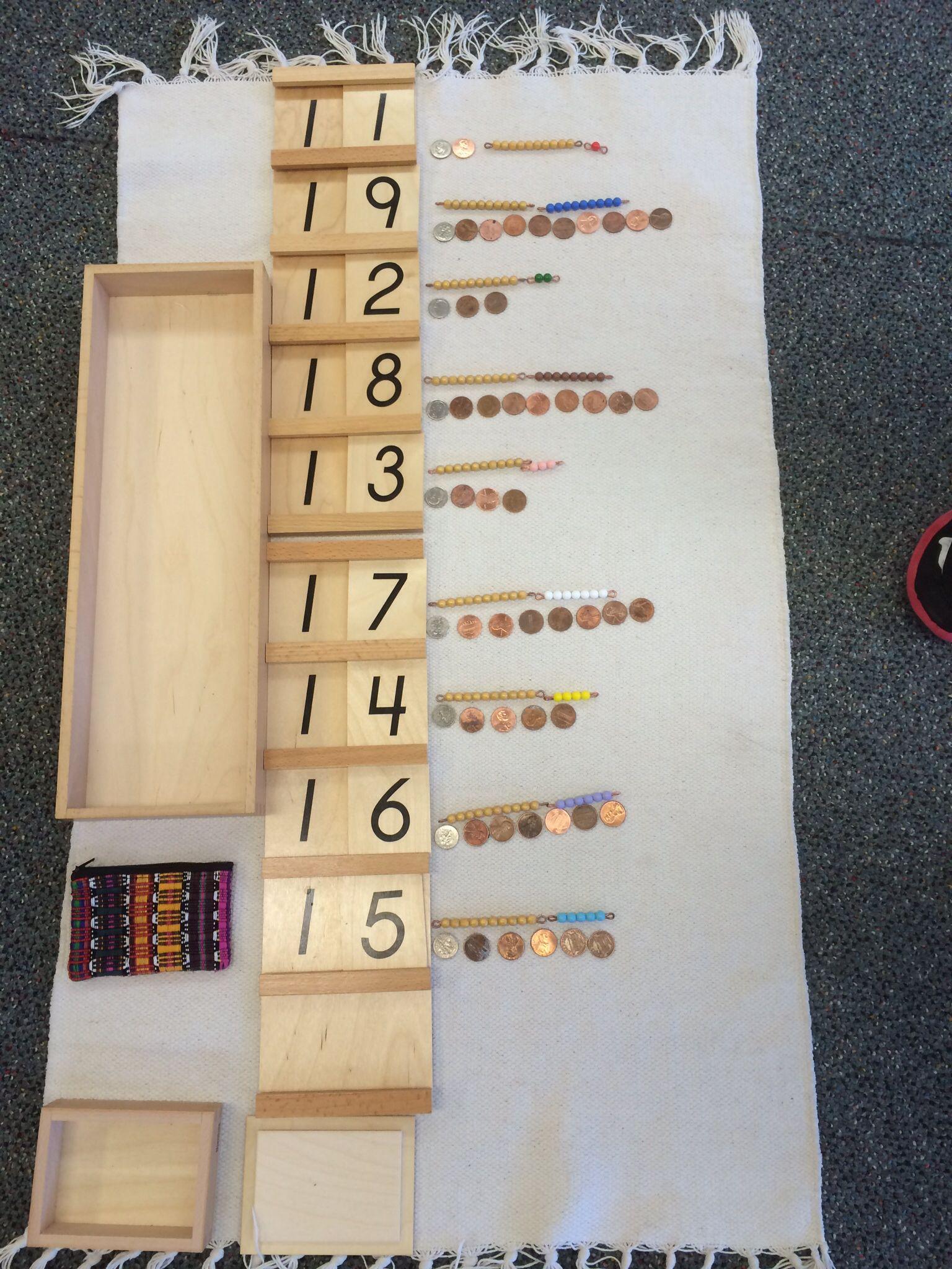 Images About Montessori Math Ideas