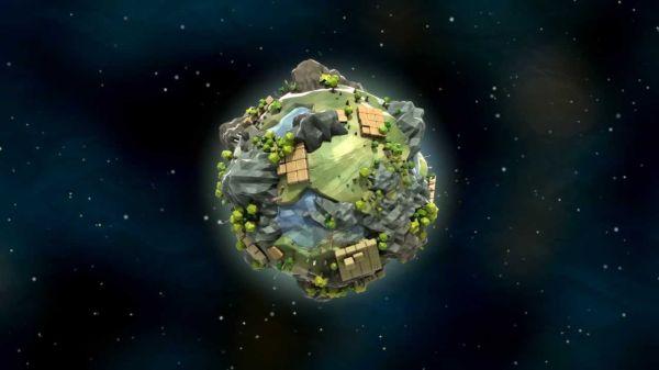 CGI Procedural Animated Short HD quotDe Planetaquot by Leonardo