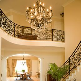 Chandeliers Add Interest And Warmth To A Great Foyer Or Entry Way Selecting The Right Size Style For Your Home Is Key