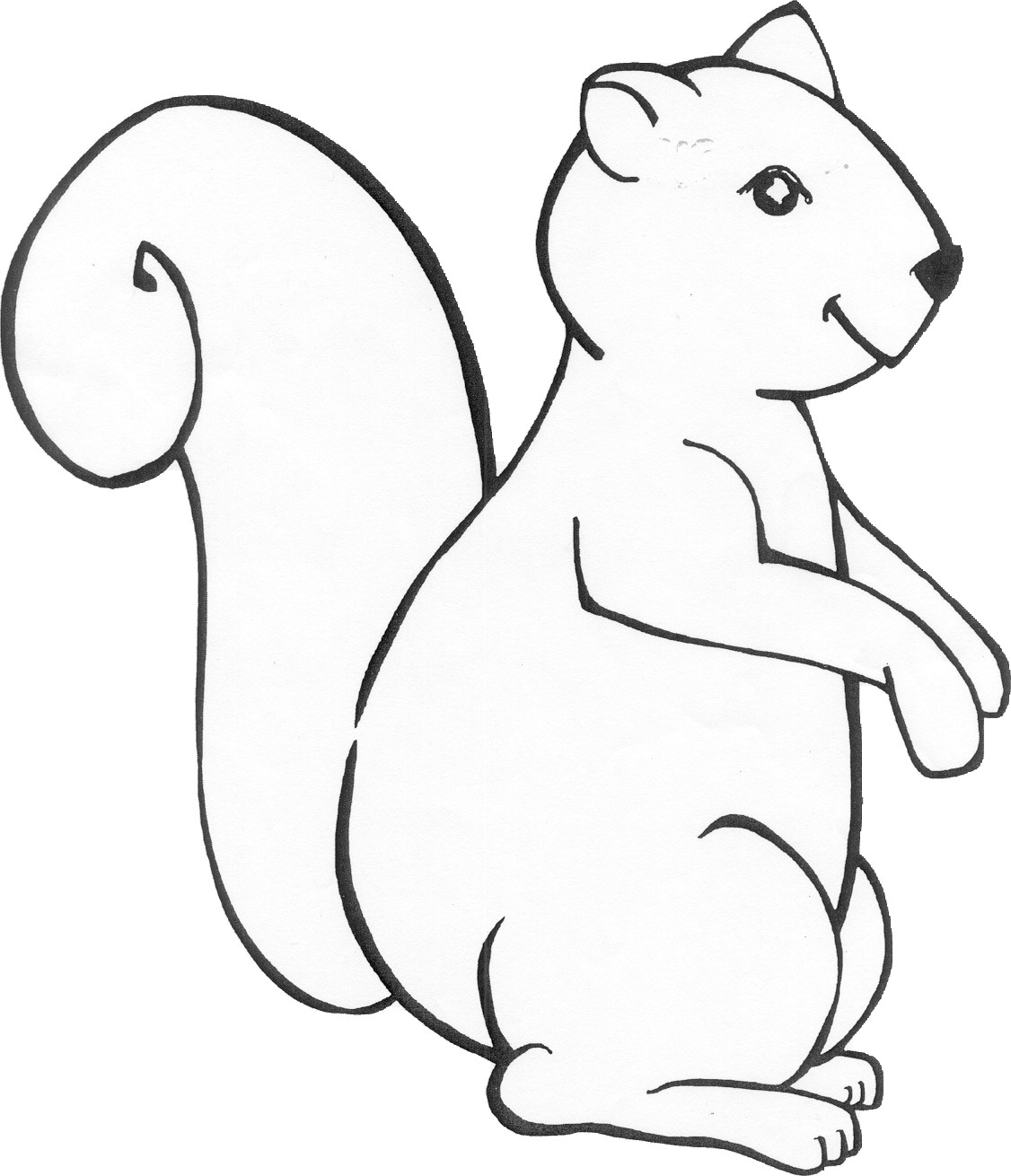 Animals Free Printable Coloring Colour In Printable Red
