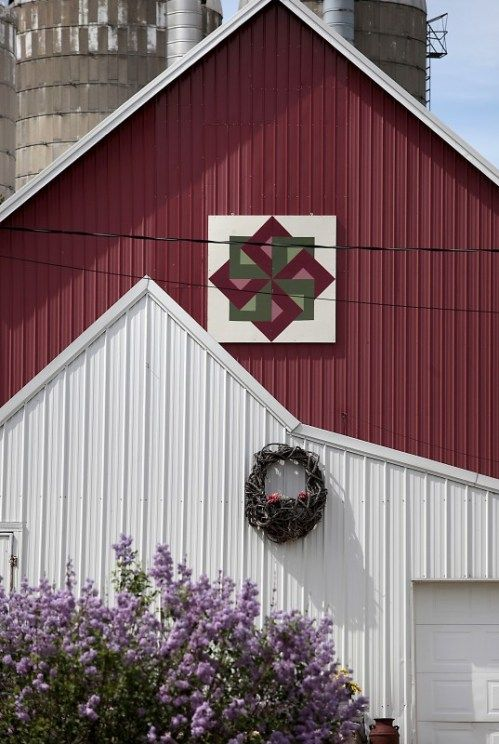 barn quilt-I have got to get a barn!!! | Things I like ...