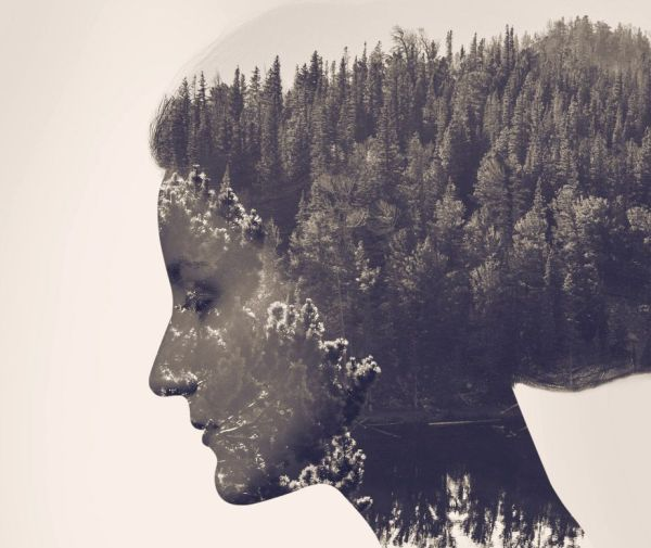 How To Create a Double Exposure Effect in Photoshop ...