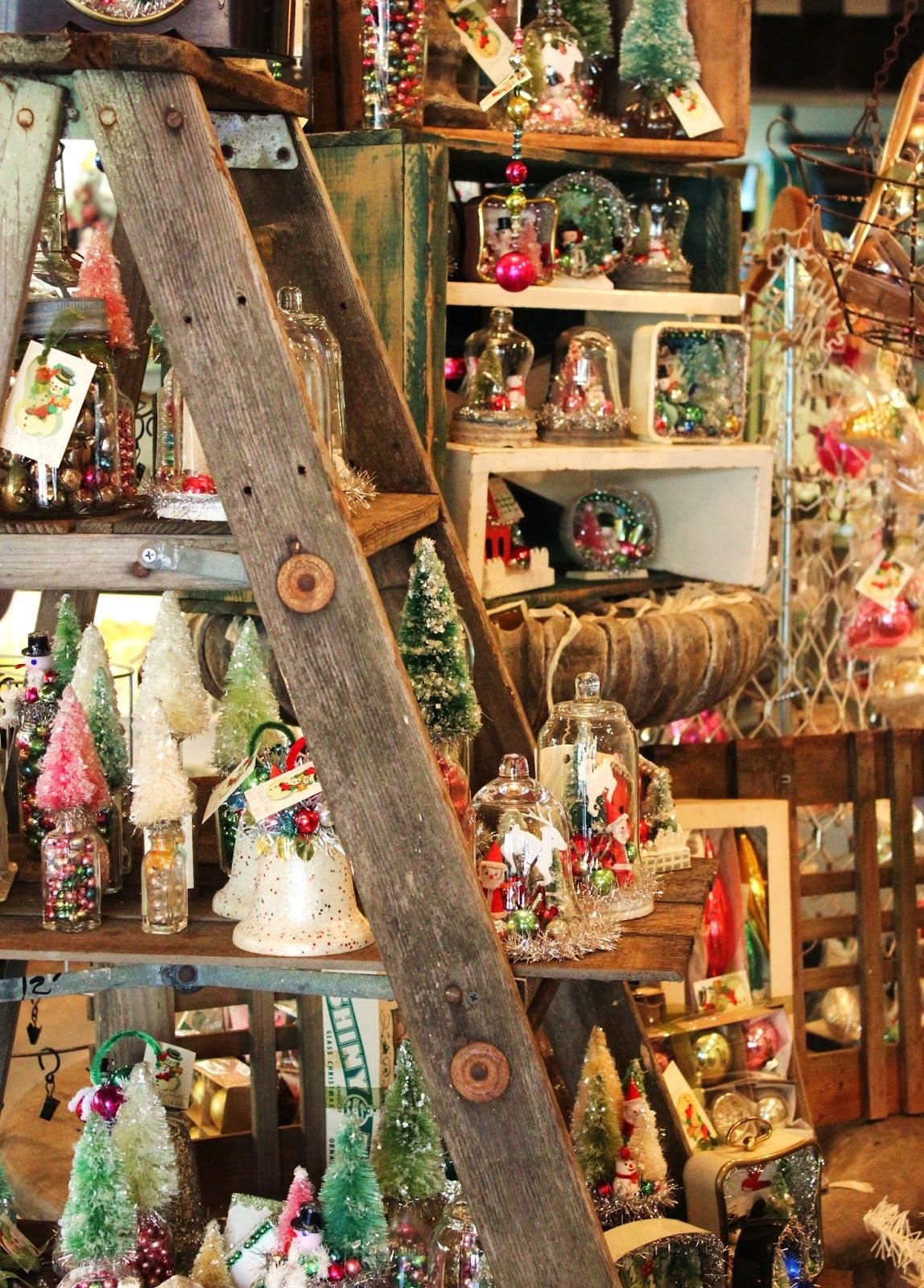 Vintage Christmas Marketplace 2013 Monticello Antique