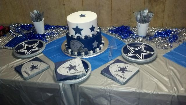 Dallas cowboys theme party ideas pinterest cowboy