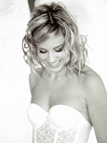 Coiffure Mariage Mi Long Femme