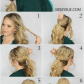 Double side haircut for boys braid wrapped bubble ponytail  t  pinterest  bubble ponytail