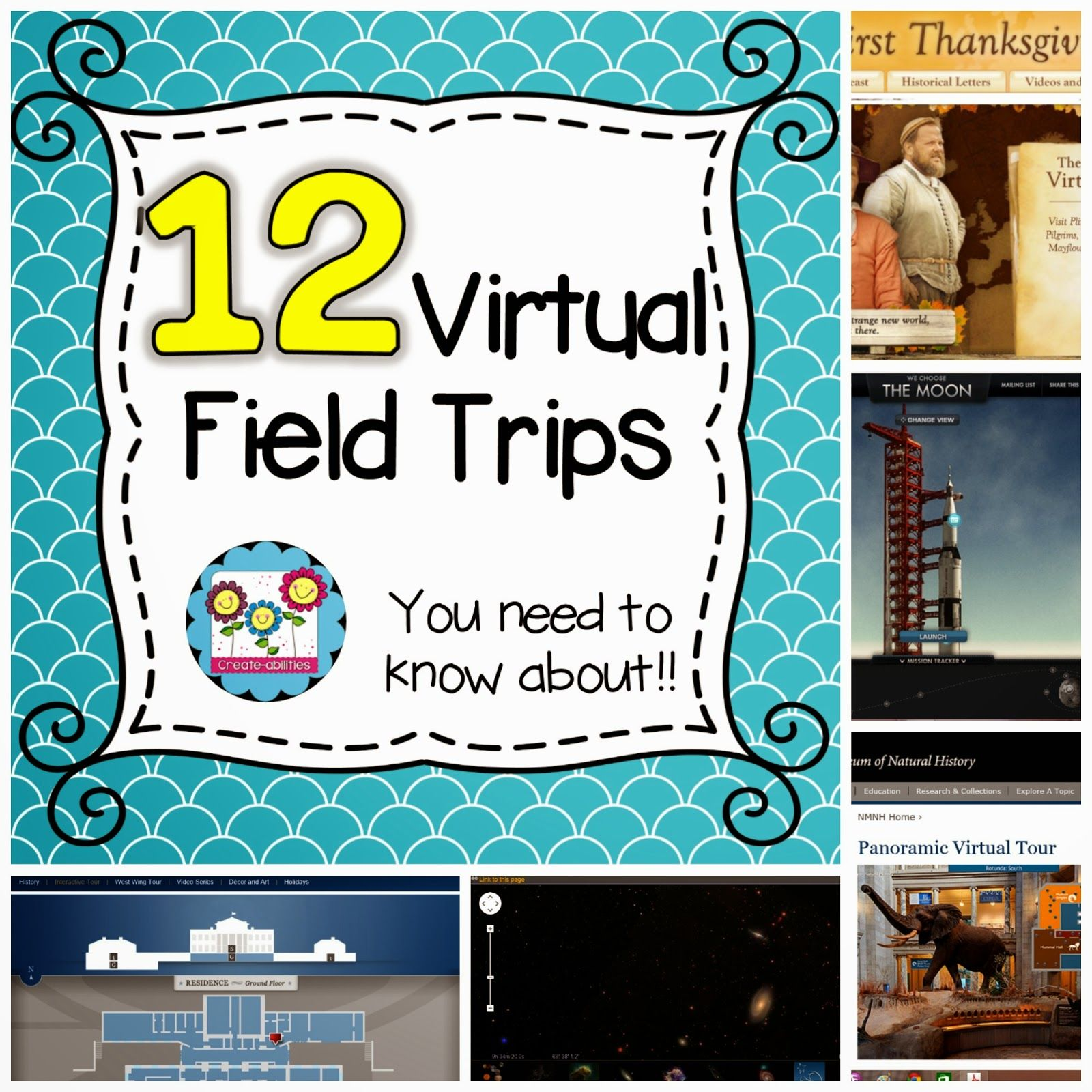 12 Virtual Field Trips You Don T Want To Miss By Create