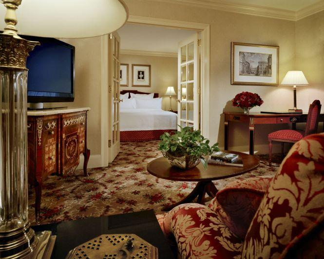 The Waldorf Astoria Hotel Ny Executive Suite
