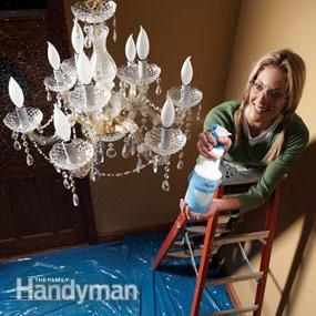 Top 10 Cleaning Tips From Pros Use Chandelier Spray For The Crystal I