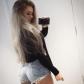 Hot ass in jean shorts sexy curves pinterest sexy ass skin