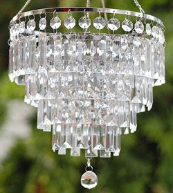 A Battery Operated Led Chandelier For The Camper Outstanding