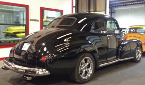1947 Chevy Stylemaster Business Coupe | hotrods