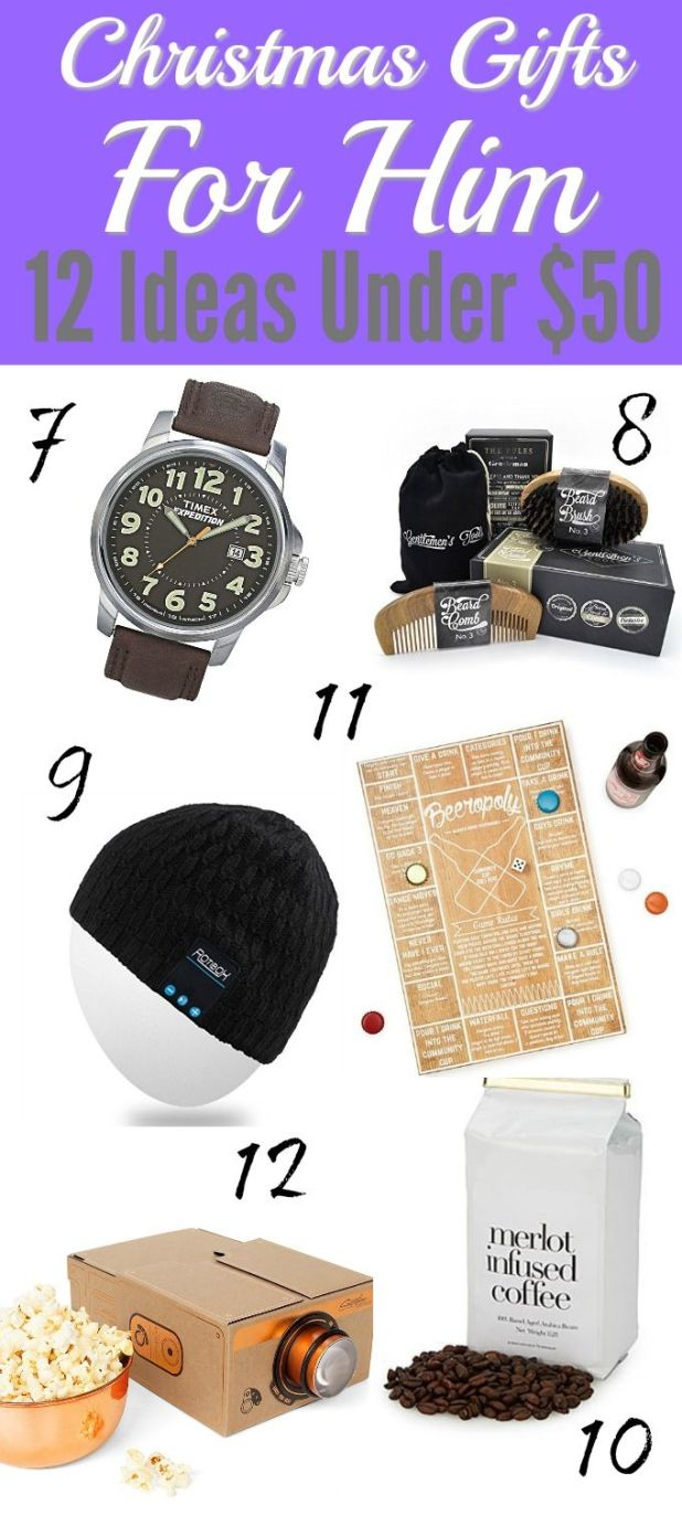 Cool Gifts For Guys 2017 Under 50 | Giftsite.co
