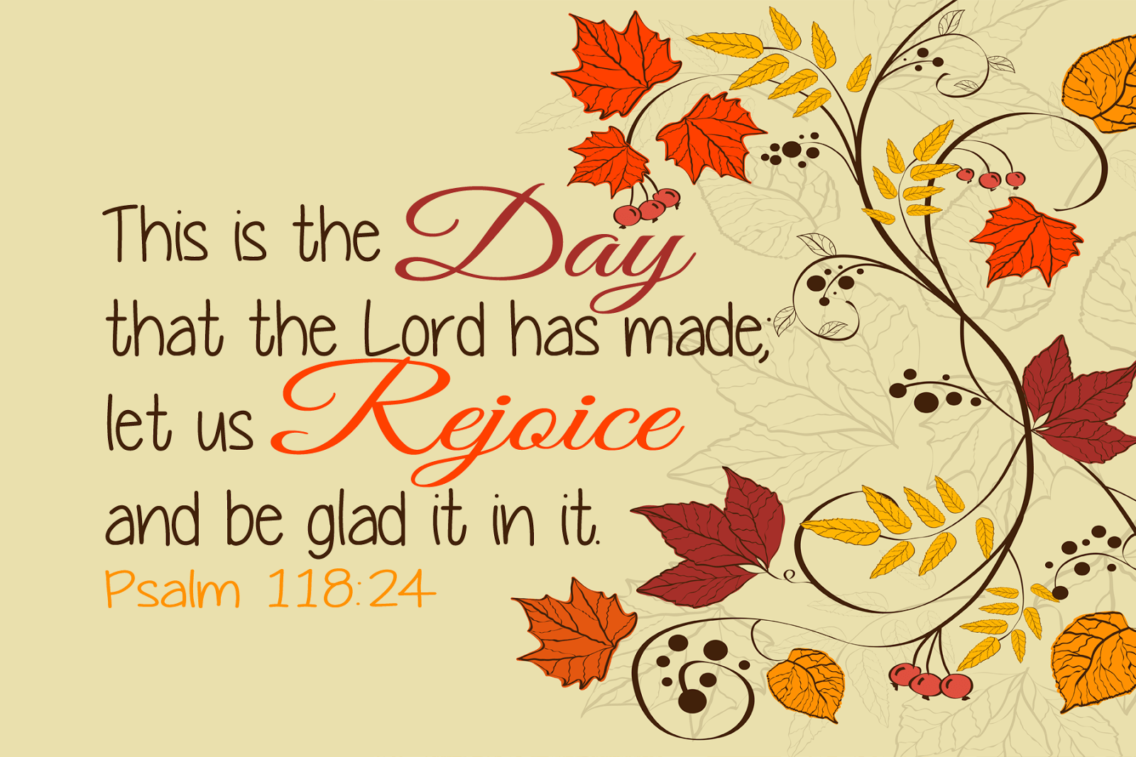 Free Printable Thanksgiving Scripture Place Cards