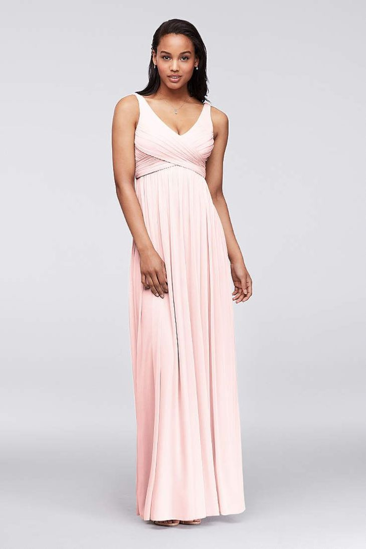 Long Bridesmaid Dresses Youull Love Davidus Bridal bridesmaid
