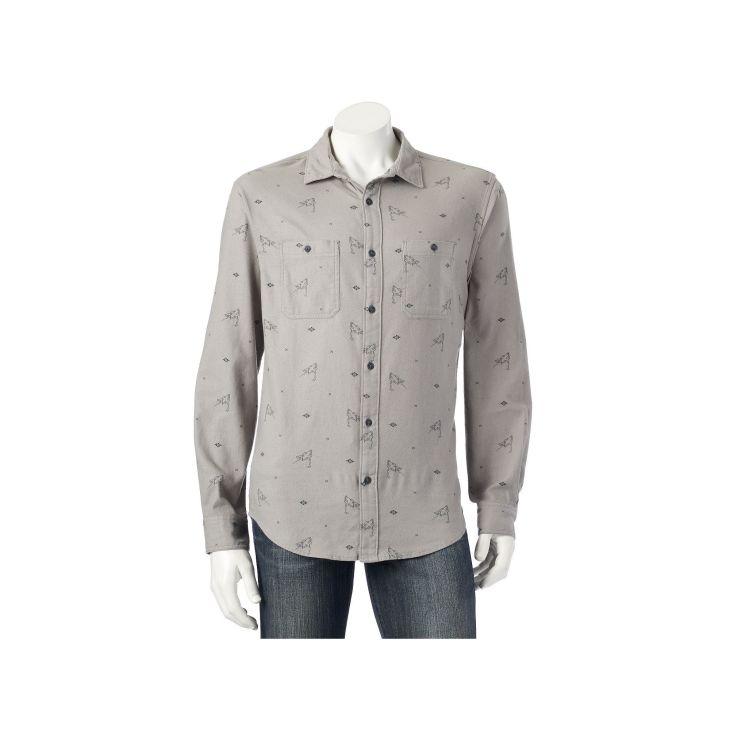 Big u Tall Urban PipelinePlaid Flannel ButtonDown Shirt Menus