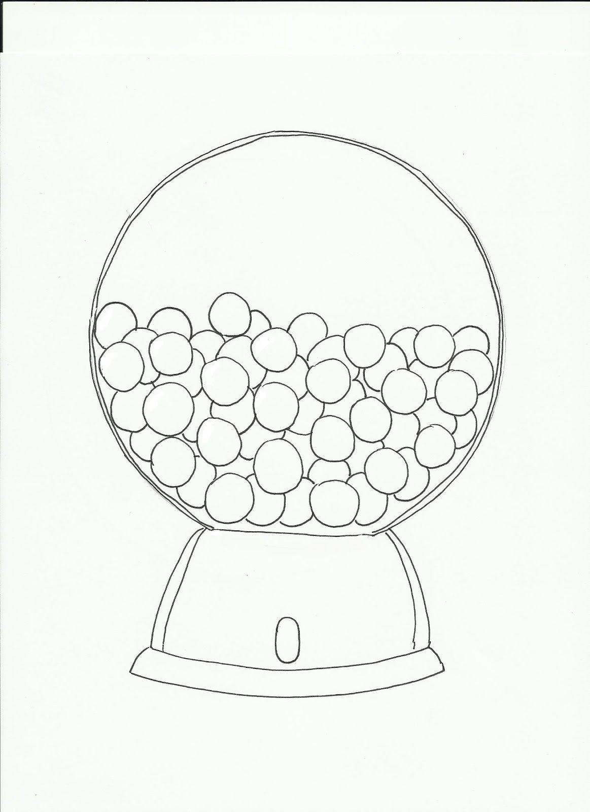 Art Class Ideas Gumball Machines