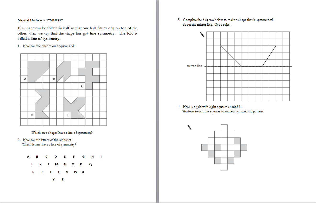 Ks2 Maths For Sats