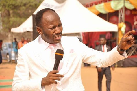 Image result for Get your PVCs, INEC does not count prayer points - Apostle Suleman urges Nigerians