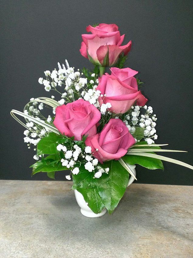 Coffee Mug With Roses An Artistic Arrangement Of Roses And