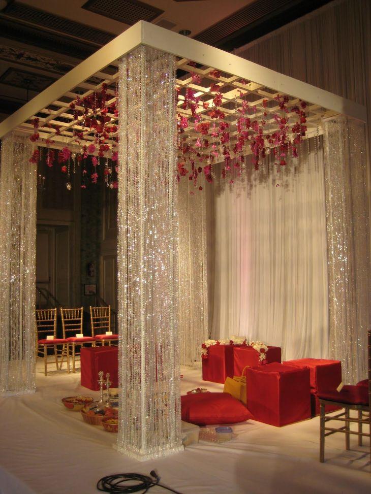 Mandap  Wedding decor  Pinterest  Wedding Indian wedding fashion