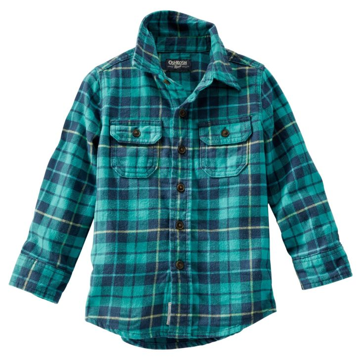 Pocket Flannel Shirt  Flannel shirts Flannels and Baby boys clothes